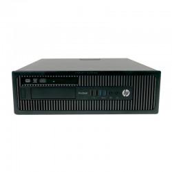 HP ProDesk 600 G1 SFF Core I5-4690 8GB/240GB SSD + 500GB/w8P Refurbished