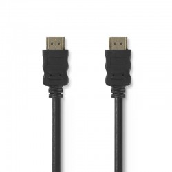 Cable HDMI Hight Speed con Ethernet 2M Nedis