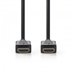 Cable HDMI Hight Speed con Ethernet 3M Nedis