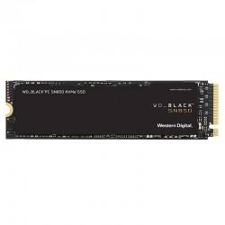 Western Digital Black SN850 500GB SSD NVMe M.2 PCIe 4.0 sin Disipador Térmico