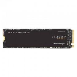 Western Digital Black SN850 1TB SSD NVMe M.2 PCIe 4.0 sin Disipador Térmico