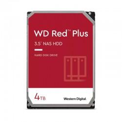 """WD Red Plus 3.5"""" 4TB NAS SATA 3"""