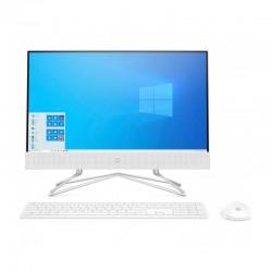 """HP AIO 22-DF0047NS J4025 8GB 512GSSD/21,5""""/W10HOME/TACTIL"""