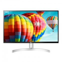 "Monitor LG 24MK600M-W 24"" LED IPS FullHD 75 Hz FreeSync"