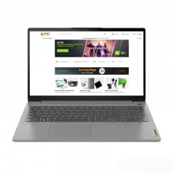 "Portátil Lenovo IdeaPad 3 15ITL6 Intel Core I7 1165G7 16GB/512GB SSD/15.6""/FREEDOS"