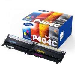 Tóner Samsung CLT-404S Multipack/ Cian/ Magenta/ Amarillo/ Negro
