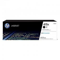 Tóner HP nº415X XL Alta Capacidad/ Negro