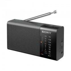 Radio portátil Analógica Sony ICF-P36 Negro