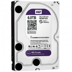 "Western Digital Purple 6TB 3.5"" SATA3"