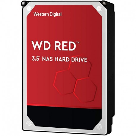 """Western Digital Nas Red 6TB 3.5"""" SATA3"""