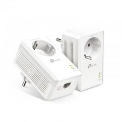 TP-Link KIT Powerline Gigabit Con Enchufe Incorporado