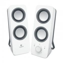 Logitech Z200 Multimedia Speakers BLANCO