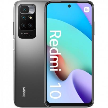 "XIAOMI REDMI 10 6.5"" 4+128GB NFC GRIS CARBON"