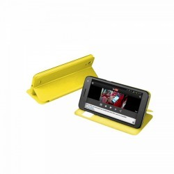 Woxter Funda Smart Cover Zielo S10 Amarilla