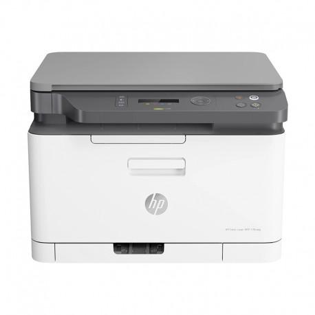 Impresora láser multifunción color HP Color Laser 178NW WIFI