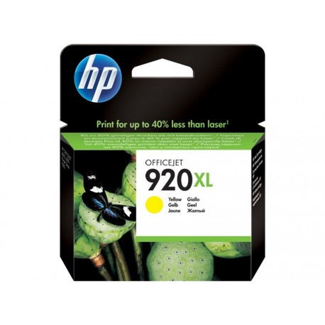 HP CD974AE Nº920 XL Amarillo
