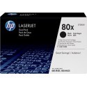 HP CF280XD Nº80X Pack Doble Negro