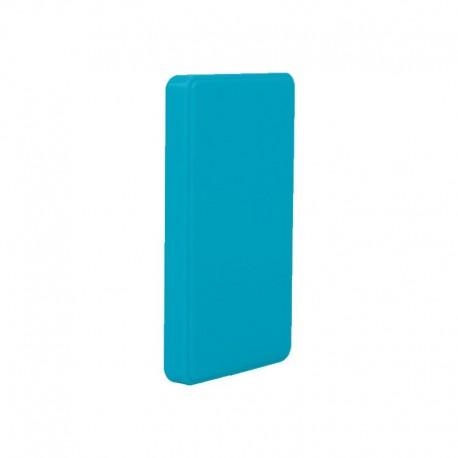 "Coolbox SlimColor 2543 Carcasa HDD/SSD 2.5"" SATA USB 3.0 Azul Claro"