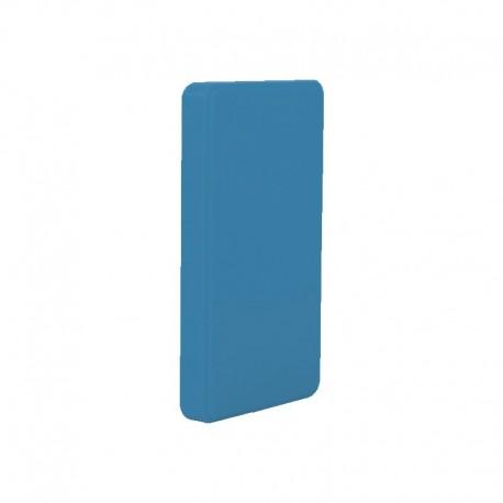 "Coolbox SlimColor 2543 Carcasa HDD/SSD 2.5"" SATA USB 3.0 Azul Oscuro"
