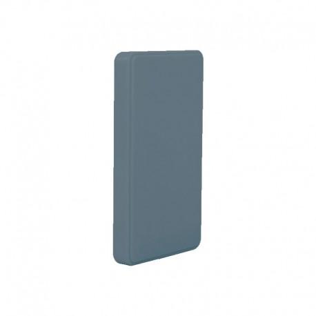 "Coolbox SlimColor 2543 Carcasa HDD/SSD 2.5"" SATA USB 3.0 Gris"