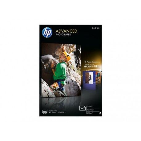 HP Advanced Papel Fotográfico A6