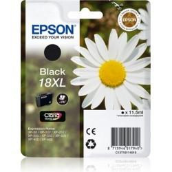Epson T1811 18XL Negro