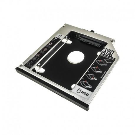 Adaptador HDD/SSD para Portátil 12.7mm