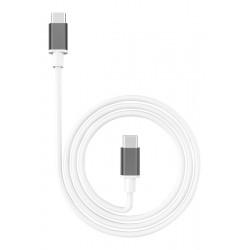 Khora Cable de Carga y Datos Universal USB-C 1m Gris