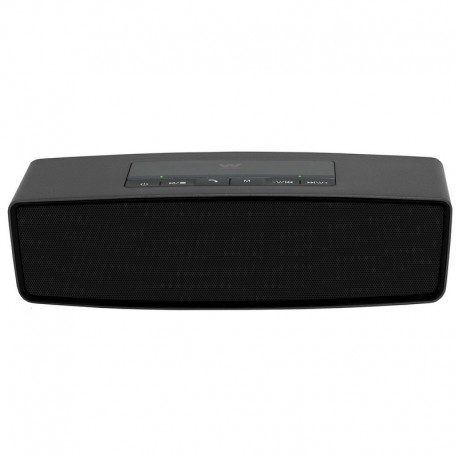 Woxter Altavoz Big Bass BT-10 Bluetooth Negro