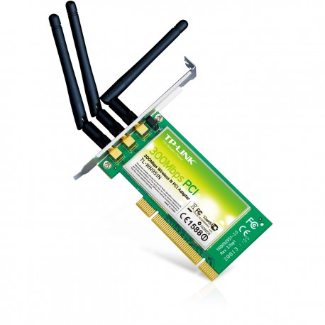 TP-LINK TL-WN951N 300Mbps 11n Wireless PCI