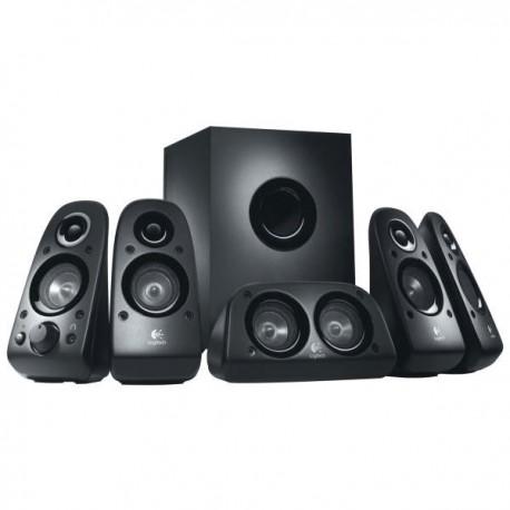 Logitech Surround Sound Speakers Z506 5.1