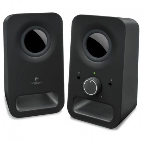 Logitech Z150 Multimedia Speakers NEGRO