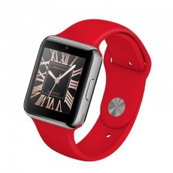 Leotec Smartwatch Pulse SIM 2G Rojo