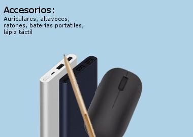 comprar bateria xiaomi, comprar raton xiaomi