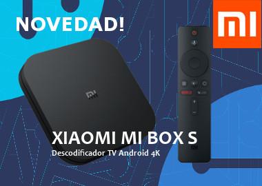 Comprar Xiaomi mi box S