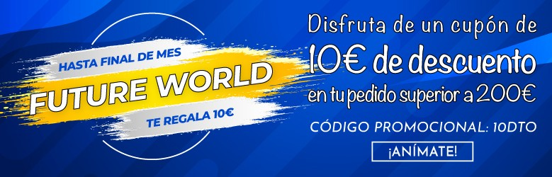 Future World te regala 10€