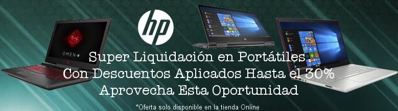 Liquidación HP