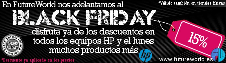 Black Week HP