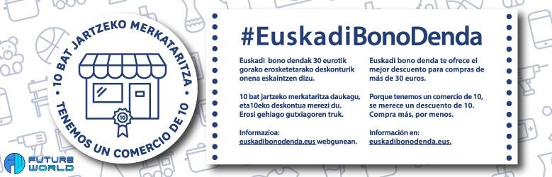#EuskadiBonoDenda